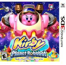 Amazon: Kirby Planet Robobot 3DS
