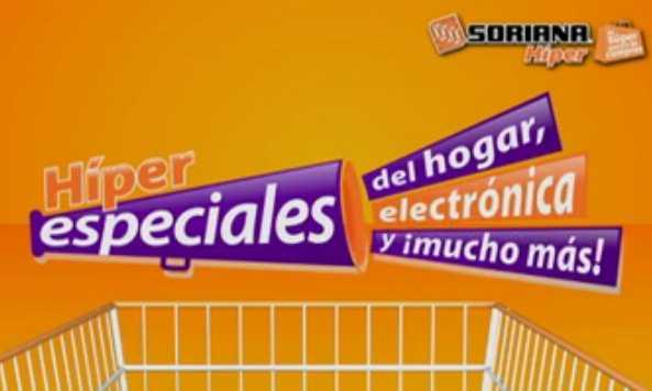Soriana: 25% en monedero electrónico o 18 MSI en pantallas, llantas, computadoras y más