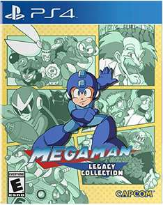 Amazon MX: Megaman Legacy Collection PlayStation 4