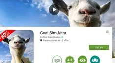 Google Play: Goat Simulator a $17