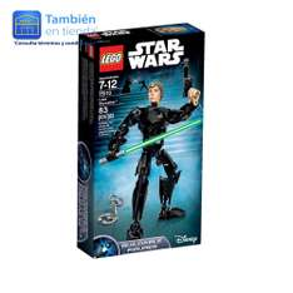 Walmart: LEGO Star Wars Luke Skywalker $185 y Obi-Wan-Kenobi $225