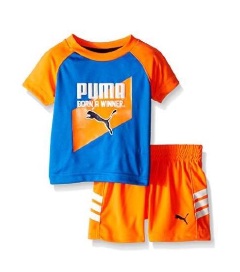 Amazon: Conjuntos Deportivos Puma para bebé desde 113.20