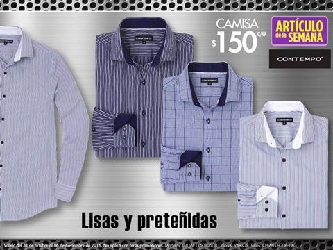 Suburbia: Articulo de la semana, Camisas lisas y preteñidas.