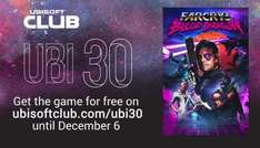 Far Cry 3 Blood Dragon gratis para PC el 9 de noviembre