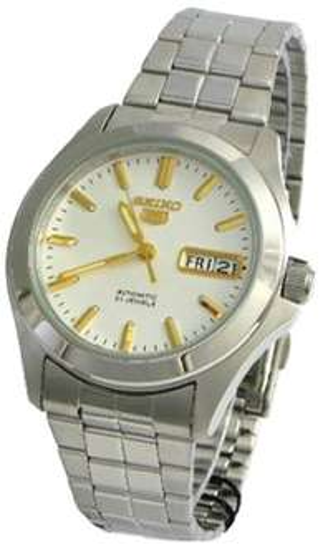 Amazon MX: Seiko SNKK89K1 Reloj Análogo para Hombre, Cristal Mineral, 38 mm