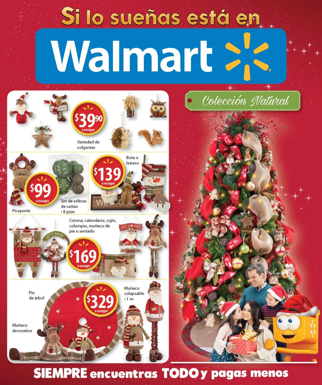 Walmart: folleto del 3 al 21 de noviembre del 2016