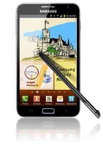 Galaxy Note gratis en plan más x menos 3GB a 24 meses o a $1,619 en Telcel 300 a 18 meses