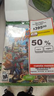Chedraui: Overdrive Xbox One a $197