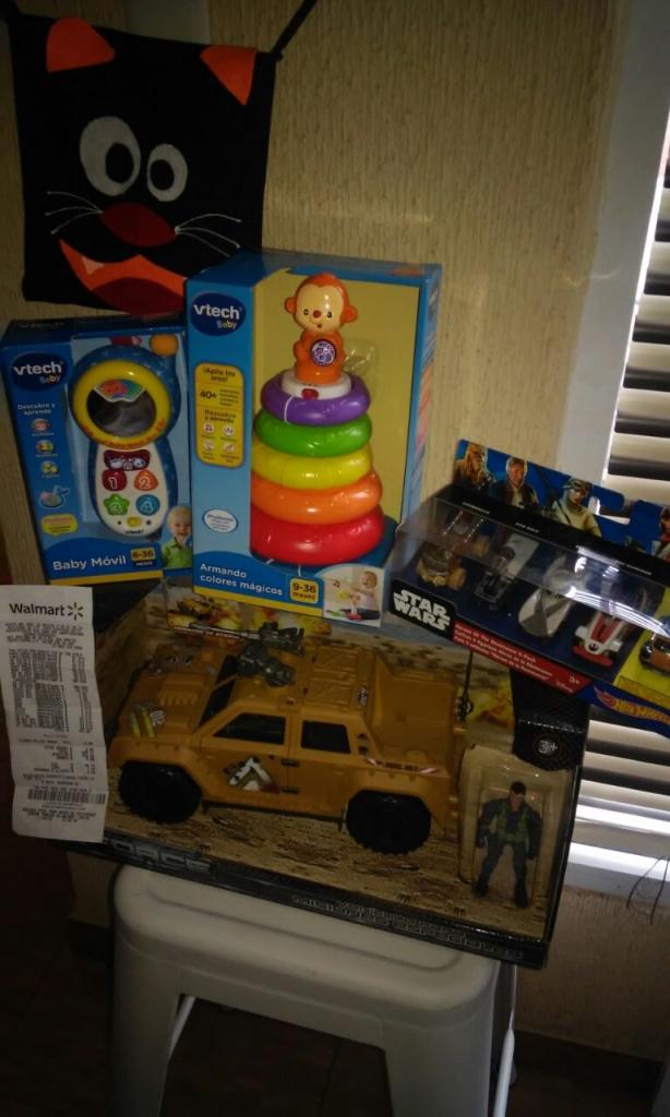 Walmart Perinorte: Varios juguetes en liquidacion desde $51.01