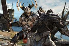 Infinity Blade pata iPhone y iPad a $12