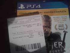 Gameplanet: The Witcher 3 Complete Edition PS4