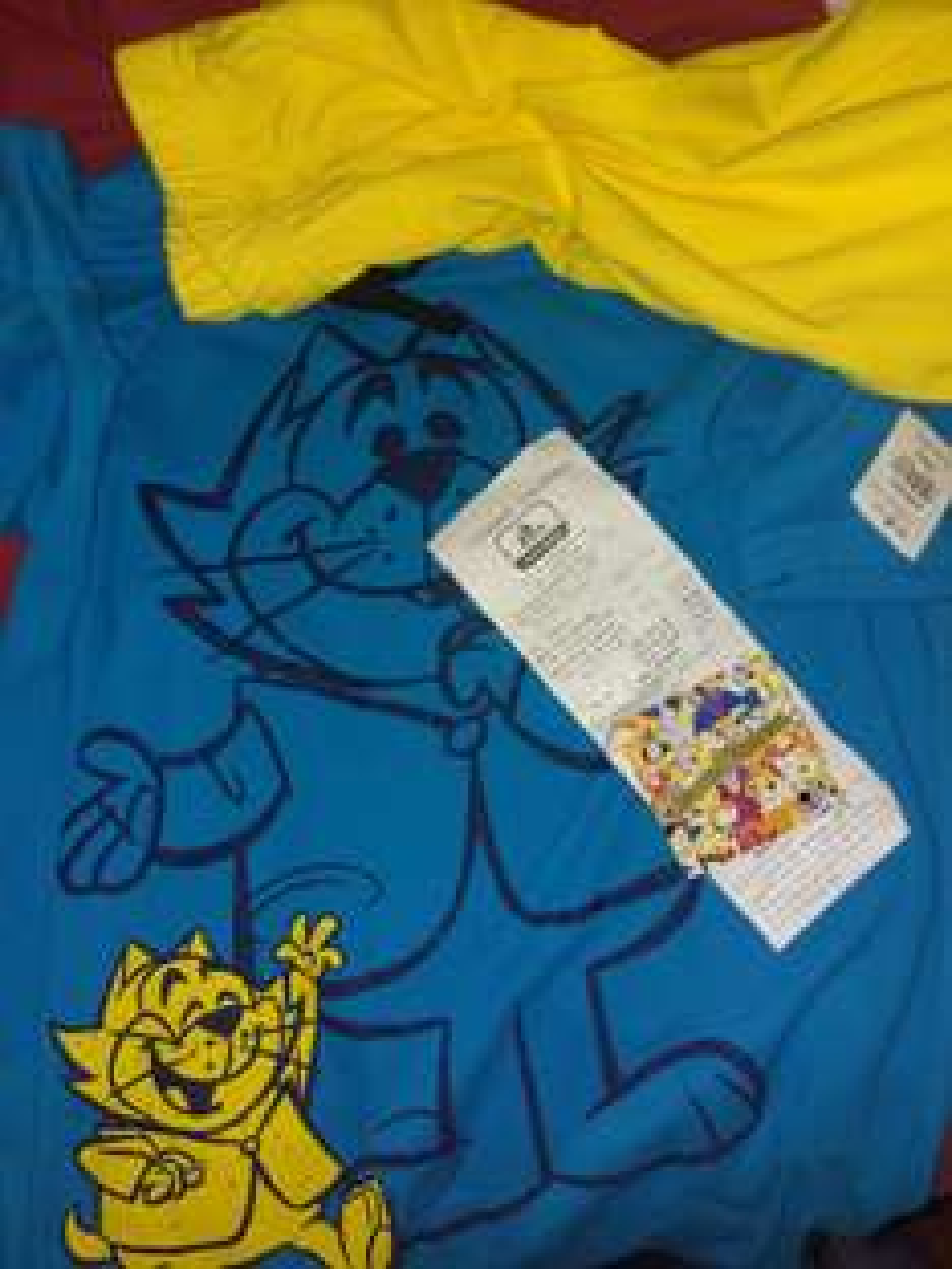 Chedraui: Pijama de Hanna Barbera, varios modelos