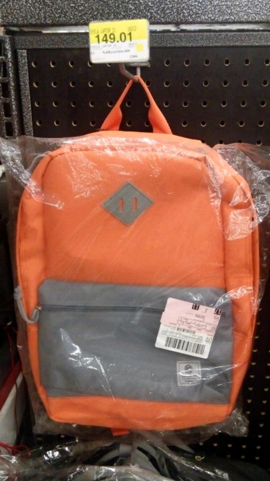 Bodega Aurrerá Caucel Mérida: mochila para laptop a $149.01