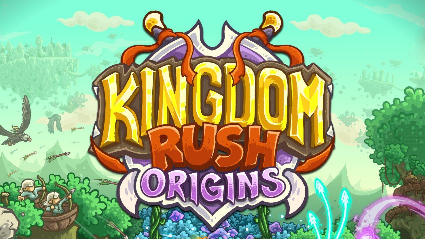 Google Play: Kingdom Rush Origins a 1 peso