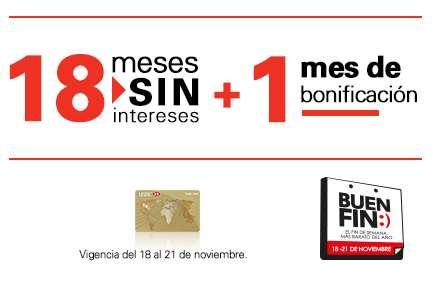 Promociones de el Buen Fin 2016 con tarjetas de crédito HSBC