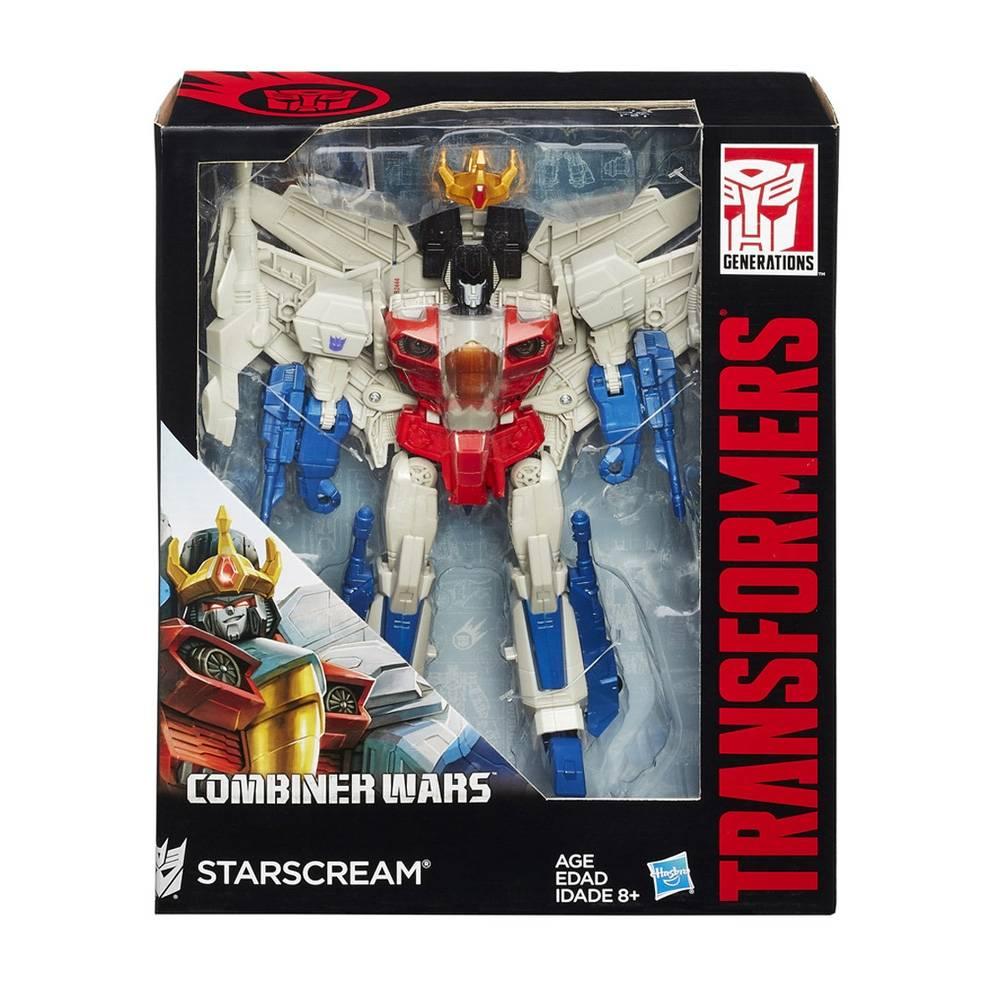 Walmart en línea: Figura Starscream Transformers Combiner Wars de $1,299 a $489