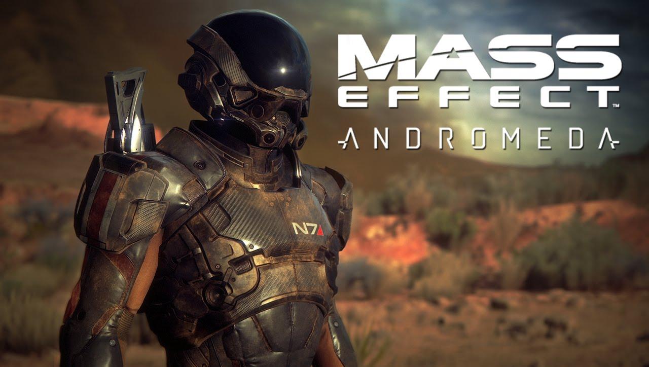 Abiertas las inscripciones para la beta multijugador de Mass Effect Andromeda en PS4 Y XBOX ONE