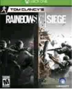 Amazon: Rainbow Six Siege Standar Edition para Xbox One a $412