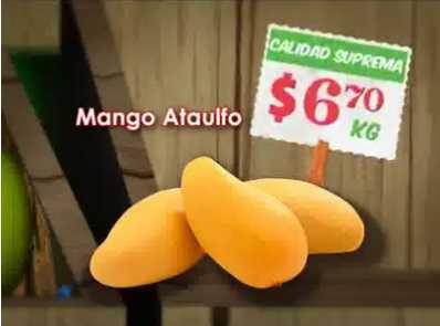 Tianguis de Mamá Lucha Bodega Aurrerá marzo 23: mango $6.70 Kg y más