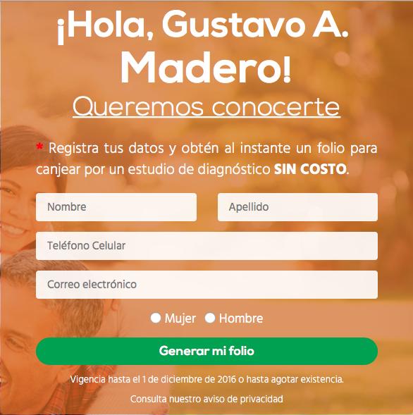 Salud Digna Gustavo A. Madero: Estudio gratis al registrarse