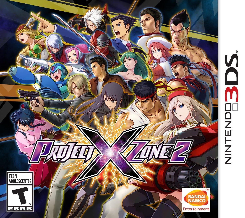 Amazon MX:  Project X Zone 2 - Nintendo 3DS - Standard Edition
