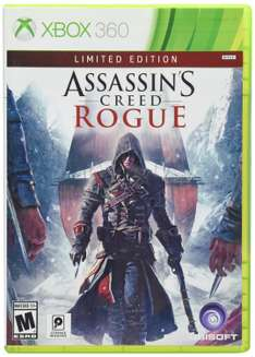 Amazon: Assassin's Creed Rogue Limited Edtion Xbox 360 o PS3