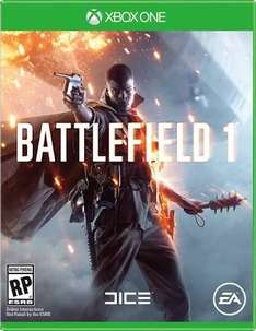 Amazon: Battlefield 1 para Xbox One o PS4 a $701