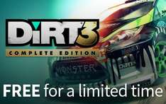 Humble Bundle: Dirt 3 Gratis para Steam