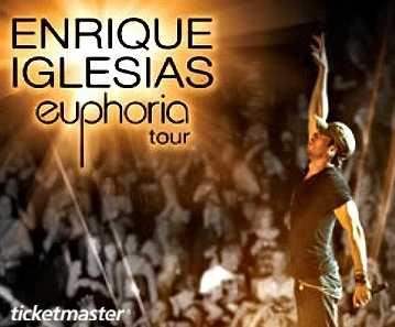 Groupon: concierto de Enrique Iglesias a mitad de precio (desde $150) en el DF y GDL