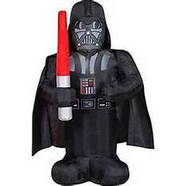Walmart : Inflable DARTH VADER (1.52 mts.) de Star Wars bajo licencia de DISNEY, precio de lista $899, precio en tienda fisica $199.03 (Irapuato, Guanajuato)