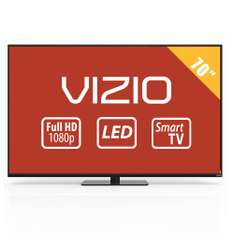 "Walmart: TV LED Vizio 70"" 1080p Full HD"