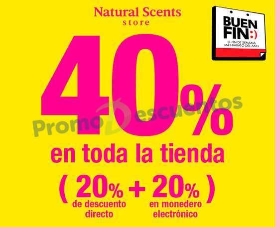 El Buen Fin 2016 en Natural Scents, L'Occitane y The Body Shop