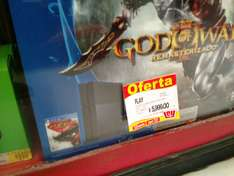Tiendas Ley Humaya: Consola PlayStation 4 con God of War remasterizado