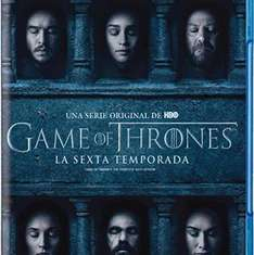 Amazon Mx: Preventa Game Of Thrones 6 Temporada (Blu ray)