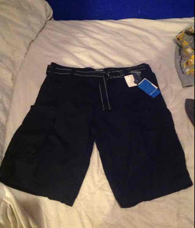 Walmart Tlahuac: pantalón de pijama de los simpsons y bermuda para caballero