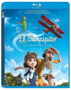AMAZON MX: El Principito [Blu-ray]