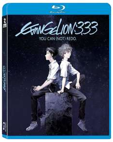 Amazon: Blu-ray Evangelion 3.33 - You Can (Not) Redo