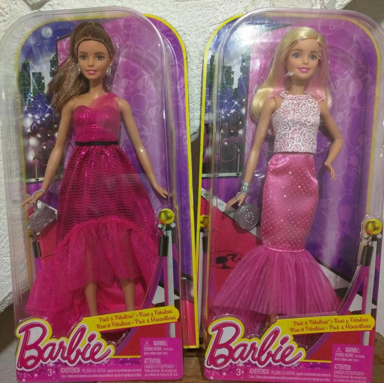 Bodega Aurrerá Ixtapaluca: Barbie Vestido de Gala $42.01