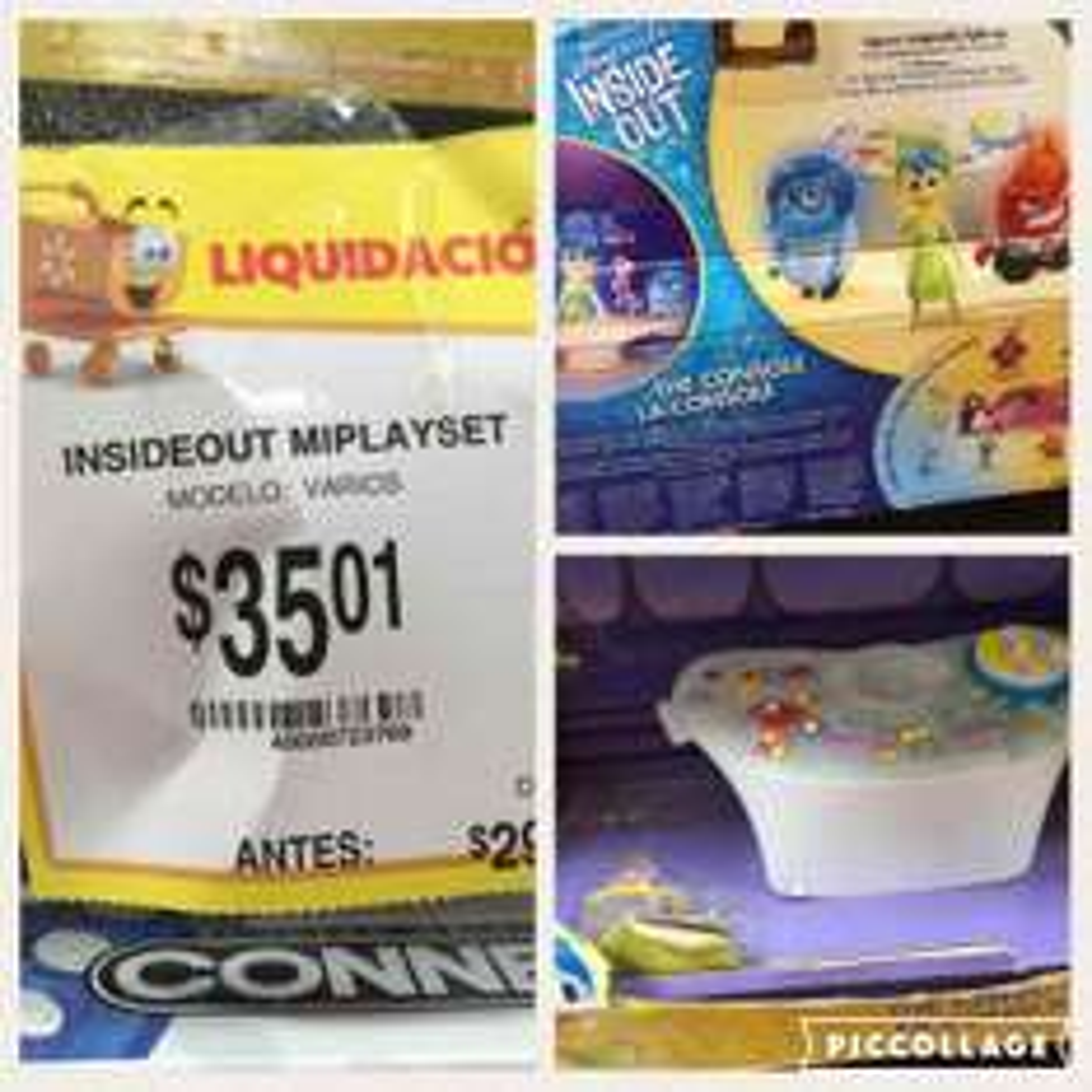 Walmart Chetumal: Consola Intensamente a $35.01