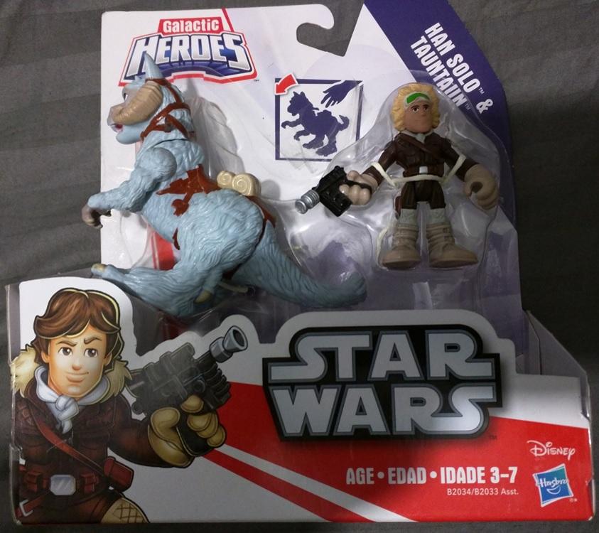 Bodega Aurrerá los Reyes: Galactic Heores Star Wars $33.01