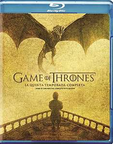 Amazon MX: Game of Thrones Temporada 5 Blu-ray