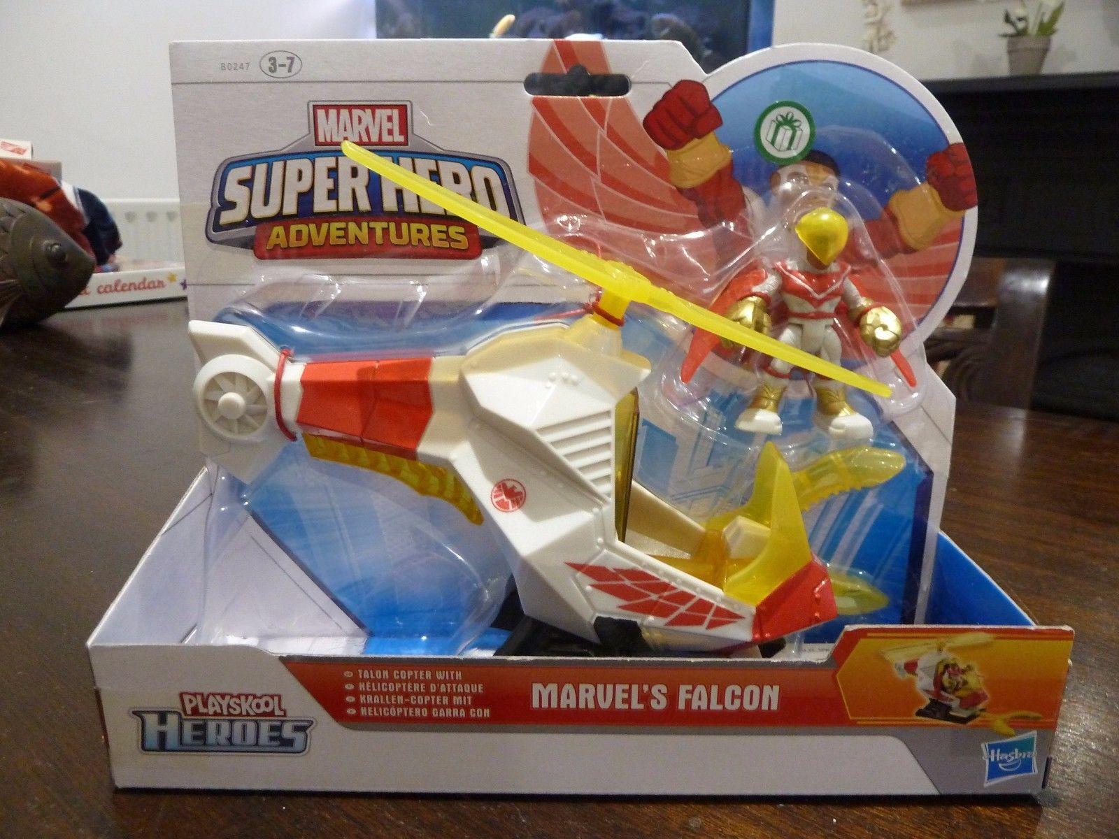 Walmart Ixtapaluca: Playskool Heroes Falcon $51.01