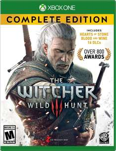 Amazon MX: Witcher 3 - Complete Edition