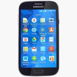 Elektra en Linea: Samsung Grand Neo Plus 8 GB Unefon - Negro $1,750