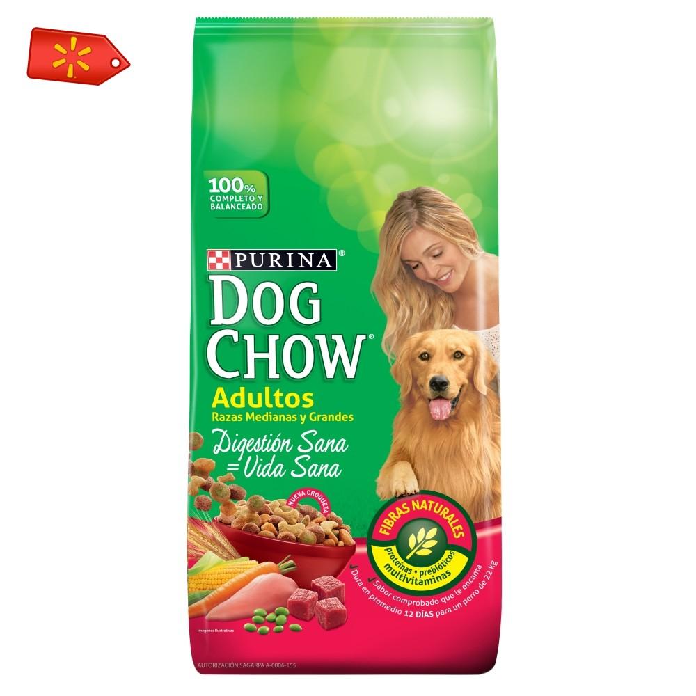 Walmart: promoción croquetas Dog Chow 15 kg