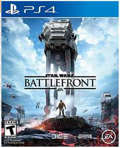 Amazon: Star Wars Battlefront - PlayStation 4 - Standard Edition