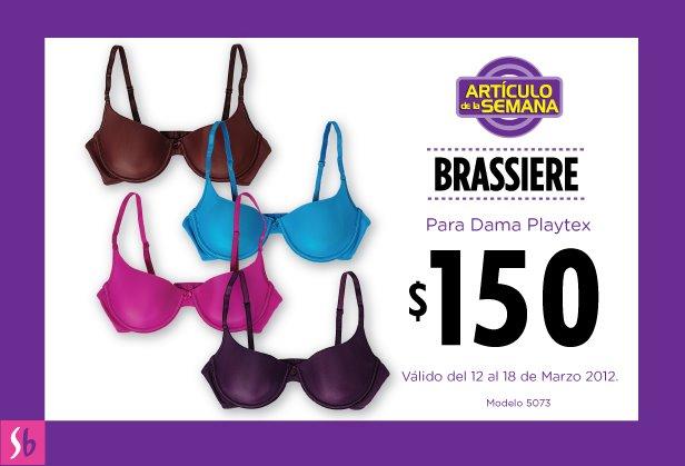 Artículo de la semana en Suburbia: brassiere Playtex a $150