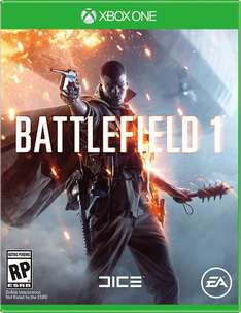 Amazon: Battlefield 1 para Xbox One a $899