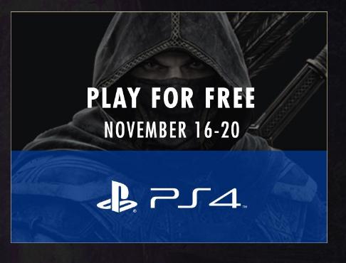 Juega GRATIS The Elder Scrolls Online desde hoy hasta el domingo en PS4/PC/Xbox One