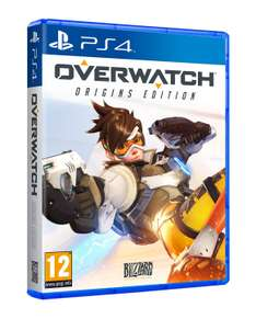 Amazon: Overwatch Origins Edition PS4